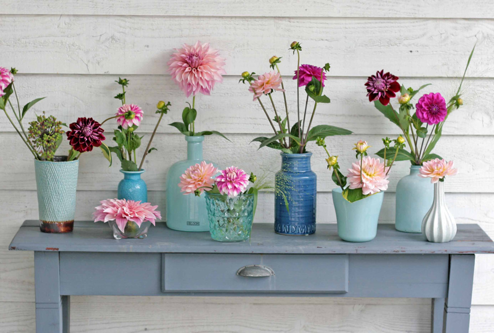 Mix & Match with pots and vases