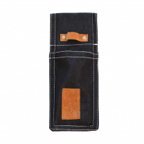 Denim pocket tool belt