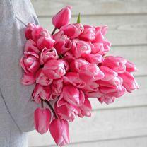 Pink tulip Milkshake